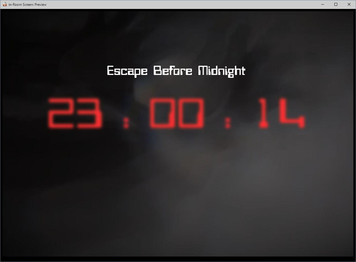 Houdini MC - Escape Room Software